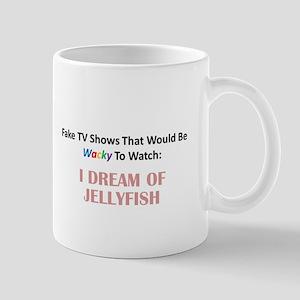 Fake TV Shows Series: I DREAM OF JELLYFISH Mug