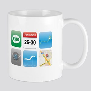 Worm Meeting 2013 Logo Mug