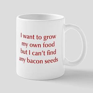 bacon-seeds-opt-dark-red Mugs