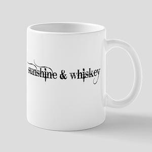 sunshine & whiskey Mugs