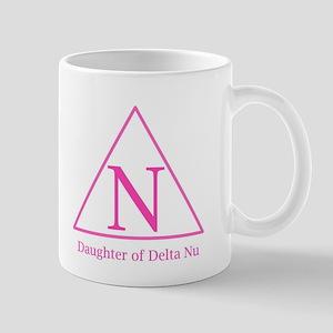 Daughter of Delta Nu Mugs