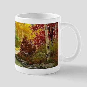 Autumn Landscape Mugs