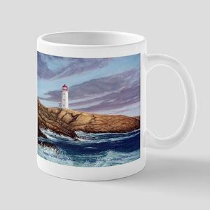 Peggy's Cove Lighthouse Large Mugs