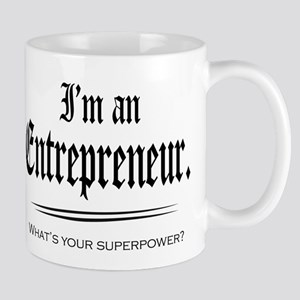Entrepreneur Superpower Mugs