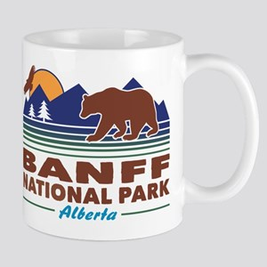 Banff National Park Alberta Mug