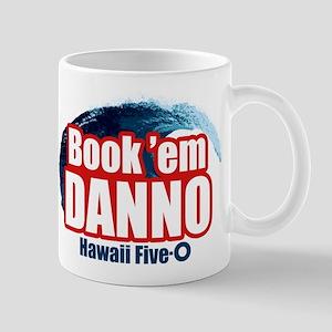 H5O Book Em Danno Mugs