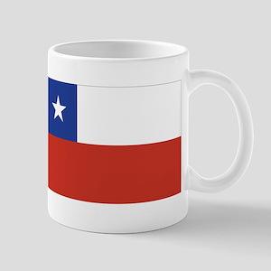 Flag of Chile Mug