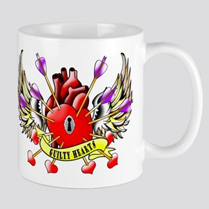 Guilty Hearts CMVernon Mugs