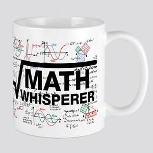 math whisperer Mugs