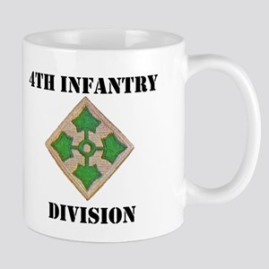 4TH INFANTRY DIVISION Mug
