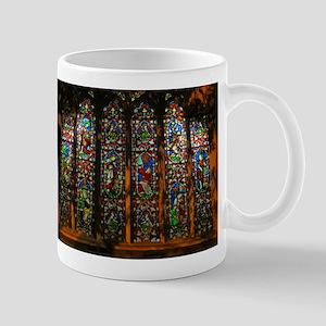 Stained Glass Window Christ Mug
