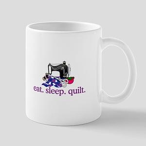 Quilt (Machine) Mugs