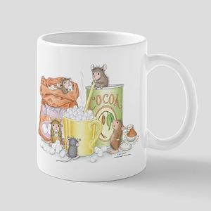 Hot Cocoa Social Mug