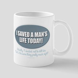 Saved a Life Mugs