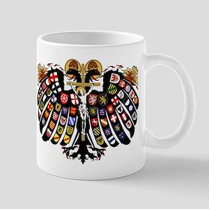 Holy Roman Empire Coat of Arms Mugs