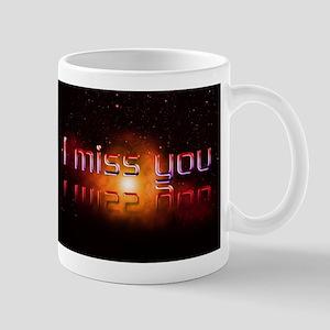 I Miss You, Mug