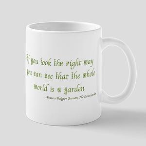 The Secret Garden Quote Mugs