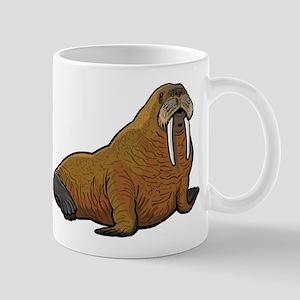 Walrus wild animal Mugs