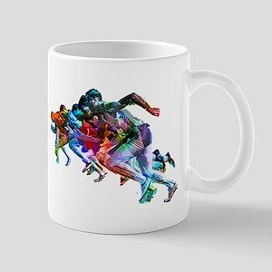 Super Crayon Colored Sprinters Mugs
