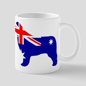 Newfoundland Dog Australia Mug