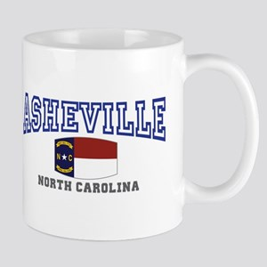 Asheville, North Carolina, NC, USA Mug