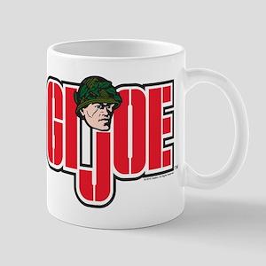 GI Joe Logo 11 oz Ceramic Mug