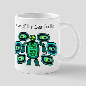 CLAN OF THE SEA TURTLE Mug