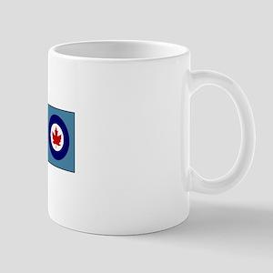 Canadian Air Force Flag Mugs