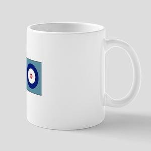 New Zealand Air Force Flag Mugs