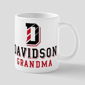 Davidson Grandma 11 oz Ceramic Mug