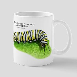 Monarch Butterfly Caterpillar Mug