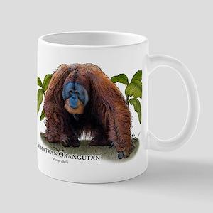 Sumatran Orangutan Mug