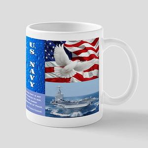 U.S. Navy Mug
