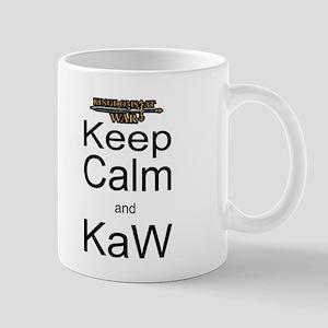 Kaw Keep Calm Mug