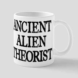 Ancient Alien Theorist 11 oz Ceramic Mug
