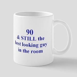 90 still best looking 2 Mug