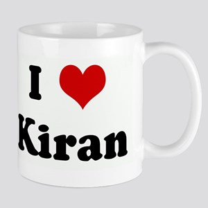 I Love Kiran Mug