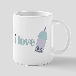 Love Bubble Tea Mugs