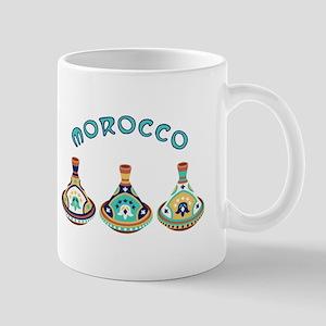 Morocco Tagines Mugs