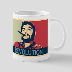 Che Guevara, hope poster landscape Mugs