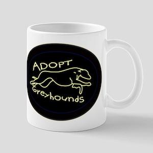 More Greyhound Logos Mug