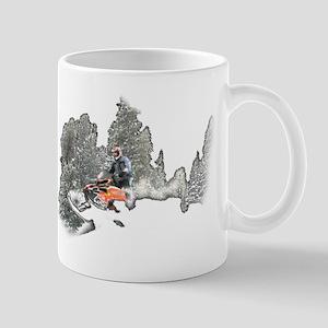 Breakin' Through Mug