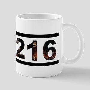Straight Outta 216 Mug