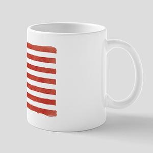 Watercolor USA Flag: Mug