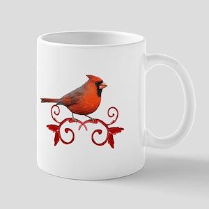 Beautiful Cardinal Mug