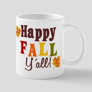 Happy Fall Yall! Mugs