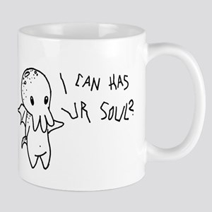 Cthulhu Can Has? Mugs