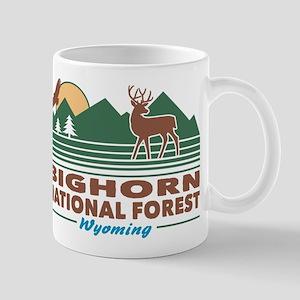 Bighorn National Forest Mug