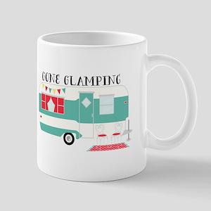 Gone Glamping Mugs