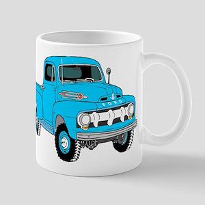 Old Truck Mugs